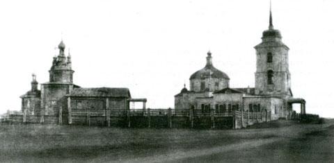 Преображенские церкви в Якутске