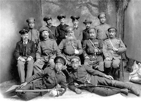 Чины якутской полиции