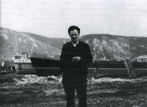 А.К. Бабичев, Пеледуйская РЭБ