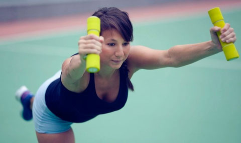 Estelle, Founder of Anhao and Personal Trainer