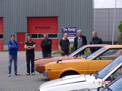 Locatie Mitsubishi Celeste Hobby Club - Zwolle