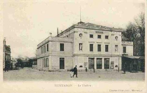 Le Theâtre Montargis