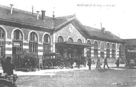 Montargis la Gare