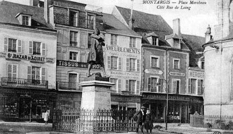 Place Mirabeau