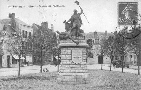 Statut de Gallardin