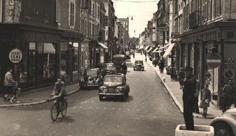 Rue Dorée 1947