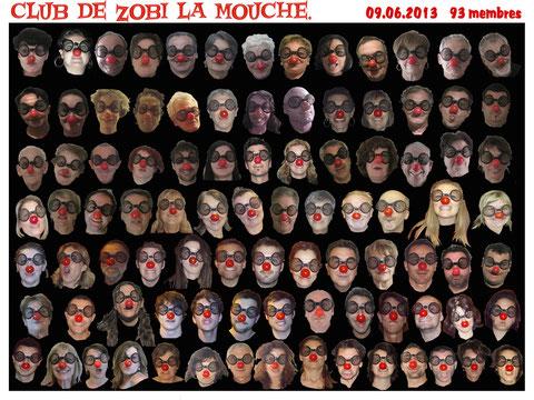 le club Zobi la mouche