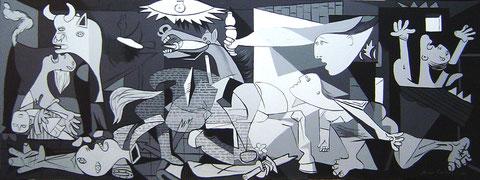 El Gernika, Pablo Picasso