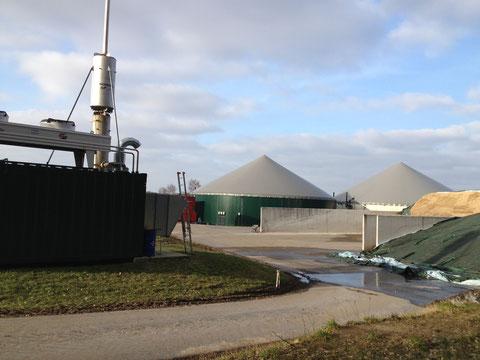 Biogasanlage Thomasburg