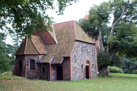 Peter und Paul Kirche Thomasburg