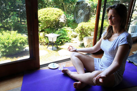 Lake Biwa Zen pilates