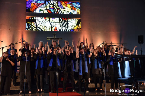 Bridge to a Prayer - Abschiedskonzert  Christkönig - 09-06-2019