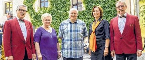 Stadtverband Musik - Vorstand 2014