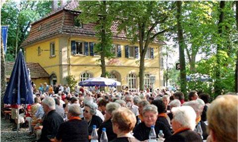 """Abendsingen - Gaststätte """"Zur Hölle""""  2011"""