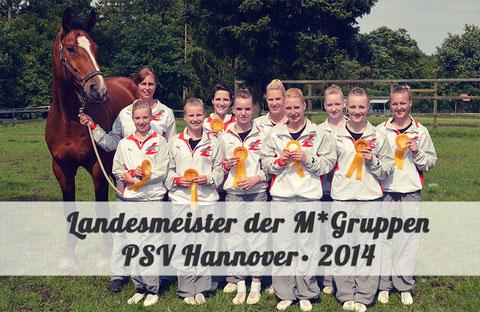 M*Gruppe am 05. Juli 2014 in Sudweyhe - Freude pur! :)