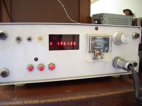 RTX FM 138-166 MHz step 5/25 KHz 4W