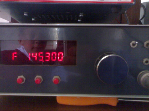 RTX FM 138-166 MHz step 5/25 KHz 10 W