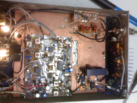 RTX 40 Mt SSB CW 15 W