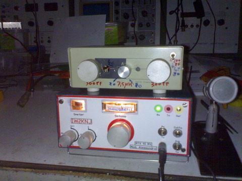 RTX 40 Mt SSB CW 15 W CON ACCORDATORE
