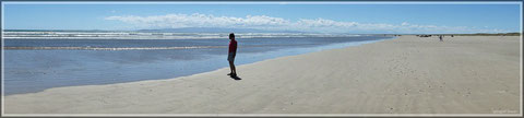 Oreti Beach (zum Vergrößern bitte Anklicken)