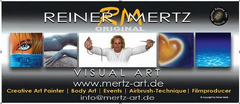 Künstler & Produzent Ray Mertz