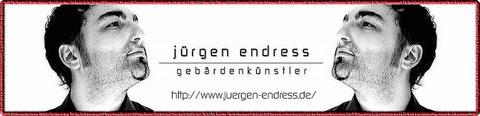 Künstler Jürgen Endress