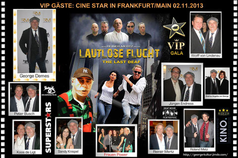 VIP in Frankfurt/Main