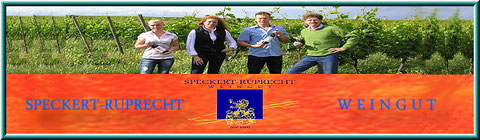 Weingut: Rita&Michael Speckert