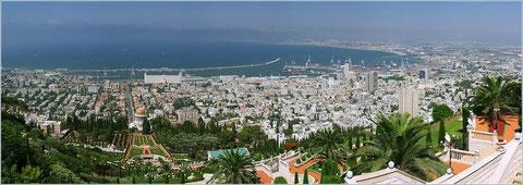 Haifa.Panorámica