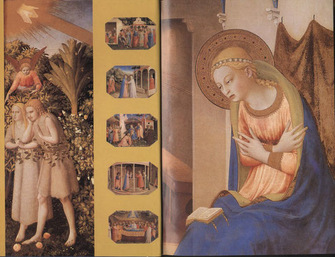 Detalle Anunciación