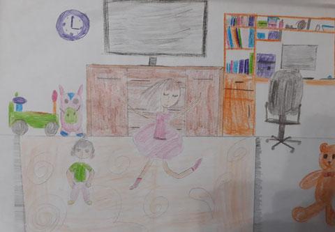 Коробова Арина (1а класс)