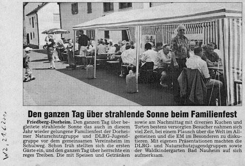 Pfingstfest 2000