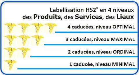 Echelle d'évaluation HS2