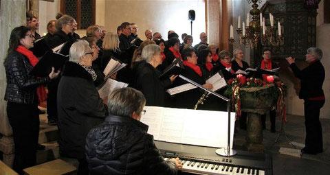 Adventskonzert in der St.-Anna-Kirche - 13.12.2017