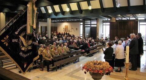 Konzert - 125-jähriges Jubiläum - St. Peter und Paul Kirche - 08.10.2017
