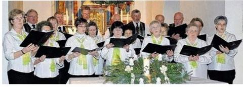 Gemischter Chor - 20. Jodokuskonzert - 2009