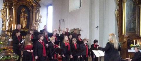 """Gospelchor  """"Gospel and more"""" - 2014"""