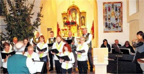 Junger Chor - 25. Jodokuskonzert - 2014