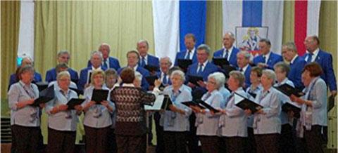 Chor 2012