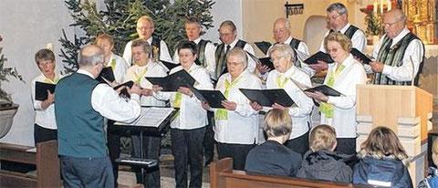 Gemischter Chor - 2012