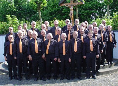 Männerchor 2008