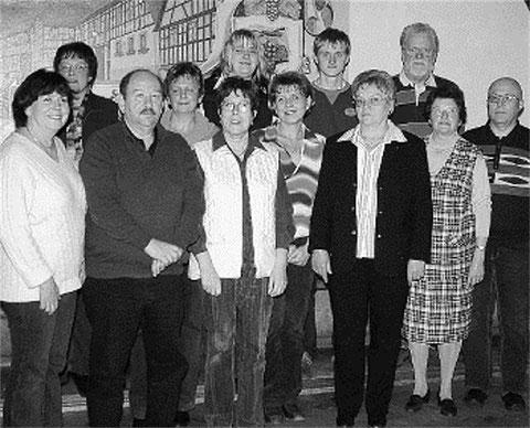 Vorstand 2006