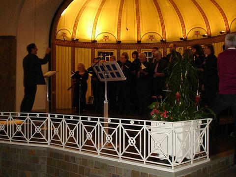 Konzert der Leistungschöre - Bad Kissingen 161011