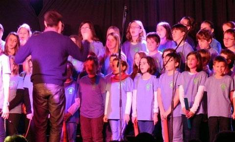 Chorklasse 2012