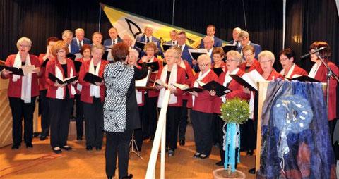 Jubiläumschor  140 Jahre - 2016