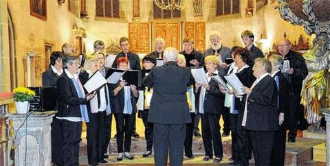 Konzert zum 150-jähr. Jubiläum - Marienkirche 2014