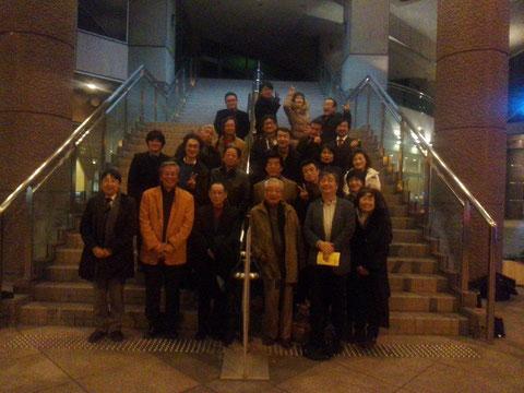 2015年2月13日「関西支部懇親会」