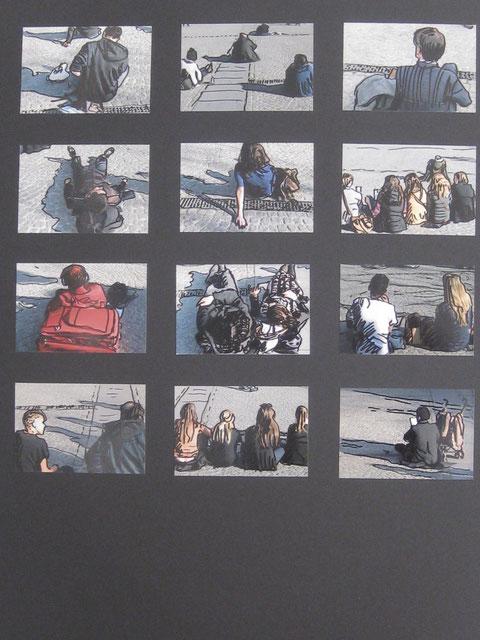 Rücksichten (centre Pompidou)