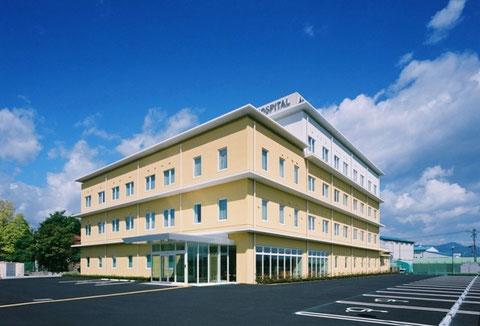 外断熱工法とECOガラスの新病院