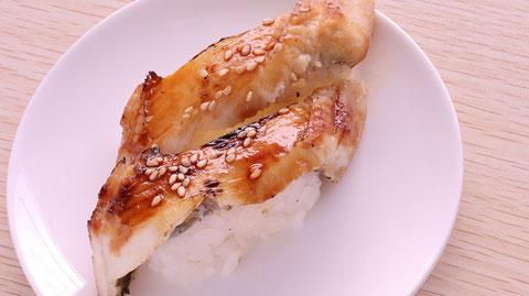 ウナギ、アナゴ、寿司、外食、料理、食べ物の写真フリー素材 Eel, conger eel, sushi, eating out, cooking, food photos free material